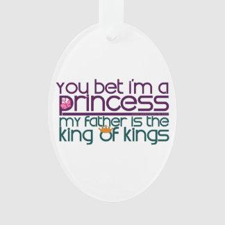 You Bet I'm a Princess