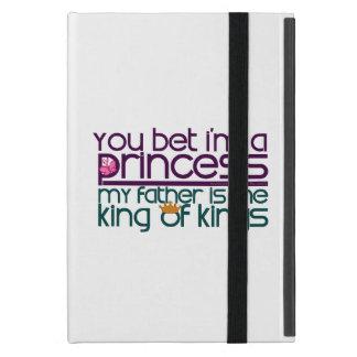 You Bet I'm a Princess Case For iPad Mini