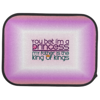 You Bet I'm a Princess Floor Mat