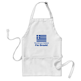 You Bet Your Baklava Adult Apron
