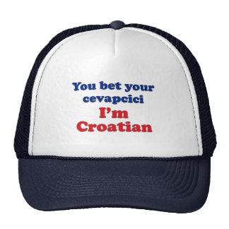 You Bet Your Cevapcici (sausage)... Trucker Hat