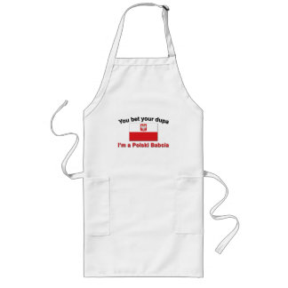 You Bet Your Dupa Babcia Apron