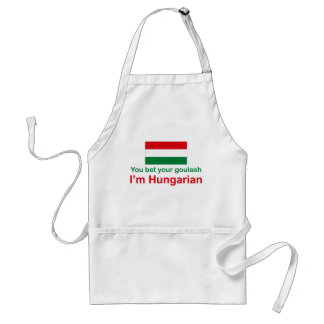 You Bet Your Goulash... Adult Apron