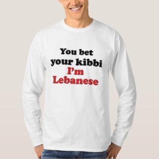 You Bet Your Kibbi 2 T-Shirt
