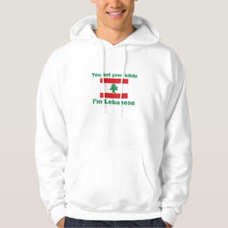 You bet your kibbi I'm Lebanese Hoodie
