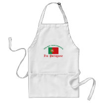 You Bet Your Linguica Adult Apron
