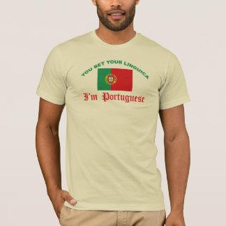 You Bet Your Linguica Light T shirt