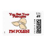 You Bet Your Pierogies Im Polish Postage