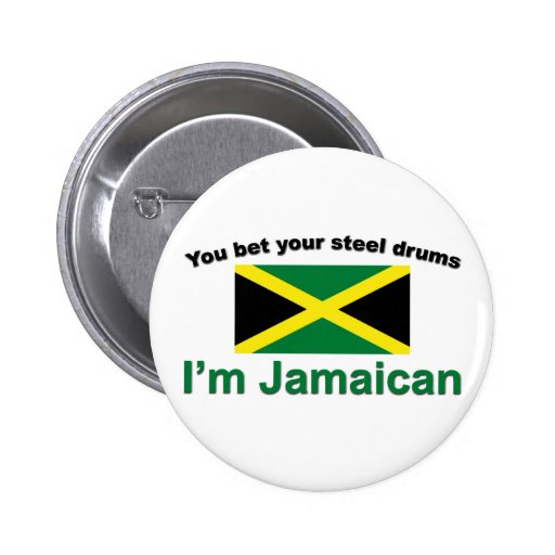 """""""You bet your steel drums... 2 Inch Round Button"""