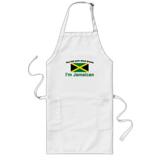 """You bet your steel drums... Long Apron"