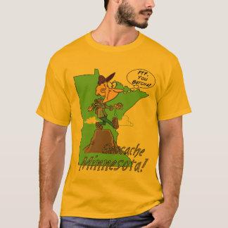 You Betcha! Minnesota Cacher Basic T-Shirt