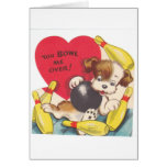 You Bowl Me Over Greeting Card