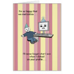 You Brighten Up My Screen - Birthday Greeting Cards
