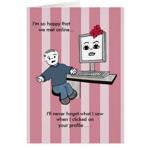 You Brighten Up My Screen! - Valentine Cards