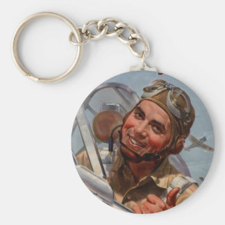 "You Buy 'em and We'll Fly 'em"" Keychain"
