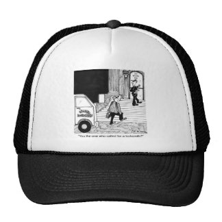 You Call For a Locksmith? Trucker Hat