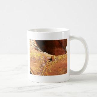 You call it rust, i call it character! coffee mug