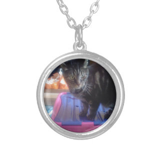 You Called Me Silver Plated Necklace