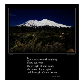 You Can Accomplish Anything if You Believe... Poster