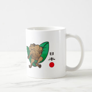 You can apply, - Frog-japan Coffee Mug