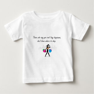 You can buy happiness tee shirts