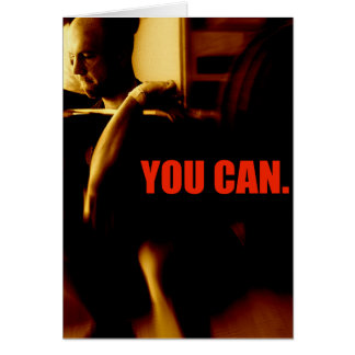 YOU CAN. CARD