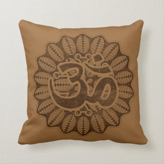 You can change your Bkg Color Throw Pillow