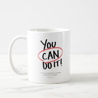 You Can Do It! Coffee Mug