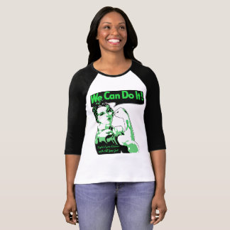 You Can Do It, Fight Lyme with All You Got Shirt