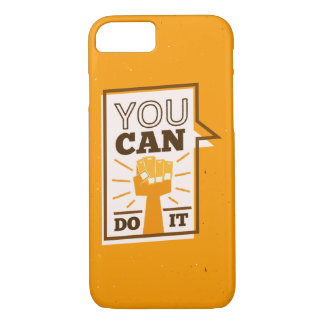 You Can Do It iPhone 8/7 Case