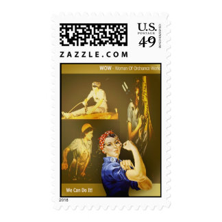You Can Do It - Postal Stamp