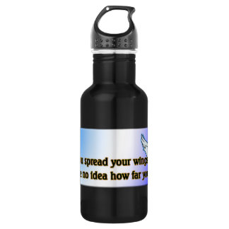 YOU CAN FLY WATER BOTTLE