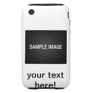 you can make it - iphone3 tough iPhone 3 tough cover