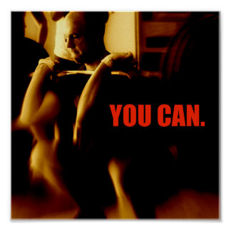 You Can. Poster