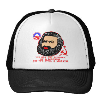 You Can Put Lipstick On A Marxist But It's Still A Trucker Hat