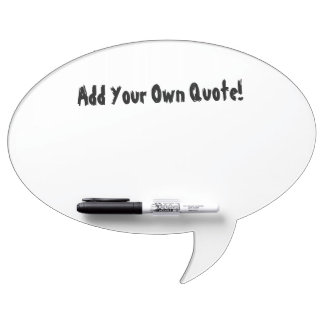 You Can Quote Me Message Board Dry Erase Whiteboards