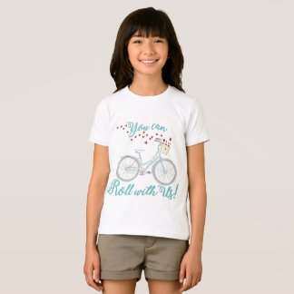You can roll with us - Nice Girl Shirts