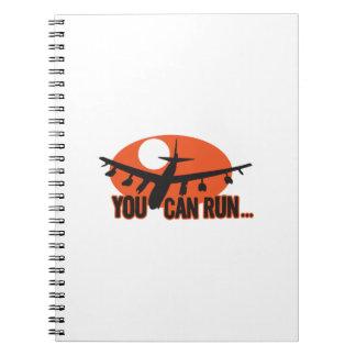You Can Run Note Book