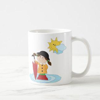 You can stand under my umbrella coffee mug