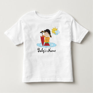 You can stand under my umbrella - editable! toddler t-shirt