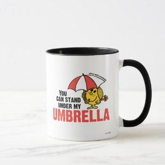 You Can Stand Under My Umbrella Mug