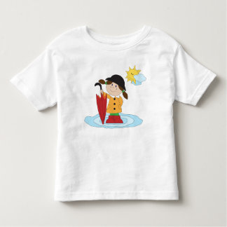 You can stand under my umbrella. toddler t-shirt