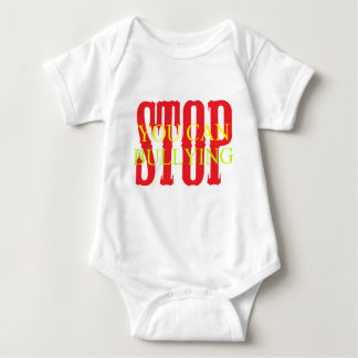 You Can Stop Bullying 2 Baby Bodysuit