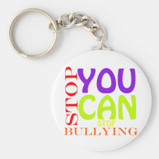 You Can Stop Bullying Key Chain