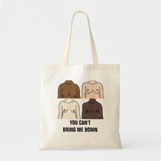 YOU Can ' T BRING ME DOWN, Tygpåsse Tote Bag