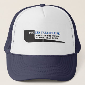 You can take my pipe cap