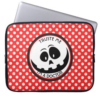 You can trust me! computer sleeve