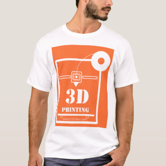 You Can't 3D Print this shirt! T-Shirt