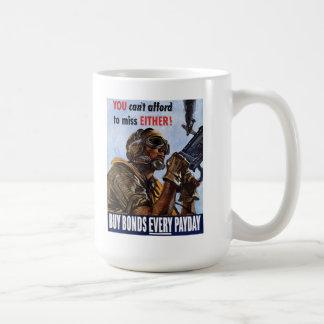 """You Can't Afford"" Coffee Mug"