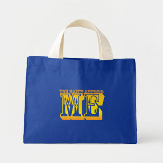 you can't afford me mini tote bag